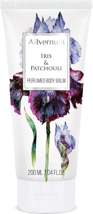 Parfümierter Körperbalsam Iris & Patchouli - Allverne Iris & Patchouli — Bild N1