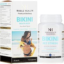 Düfte, Parfümerie und Kosmetik Nahrungsergänzungsmittel Bikini ohne Stress zur Gewichtsreduktion - Noble Health Slim Line Bikini