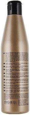 Neutralisierendes Silbershampoo gegen Gelbstich - Salerm White Hair Shampoo Golden Range — Bild N2