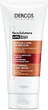Düfte, Parfümerie und Kosmetik Regenerierende Maske für geschädigtes und geschwächtes Haar - Vichy Dercos Kera-Solutions Conditioning Mask