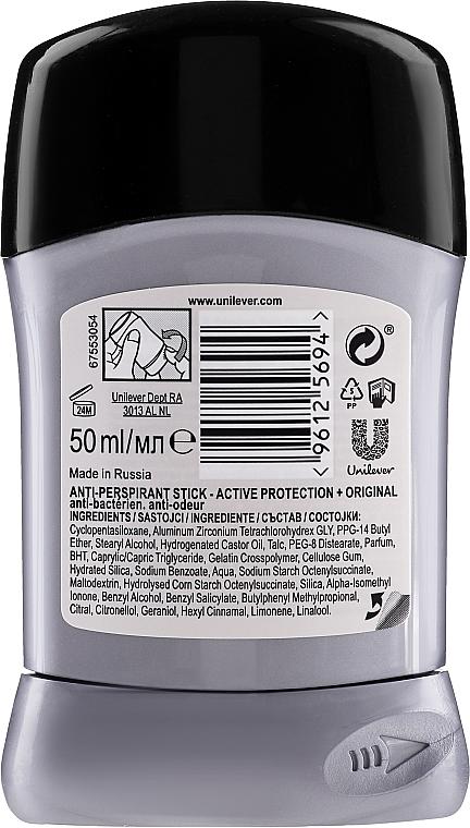 Deostick Antitranspirant - Rexona Man MotionSense  — Bild N2
