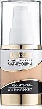 Düfte, Parfümerie und Kosmetik Mattierende Tönungscreme - Luxvisage