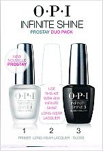 Düfte, Parfümerie und Kosmetik Nagelset IST10+IST30 - O.P.I Infinite Shine Duo Pack