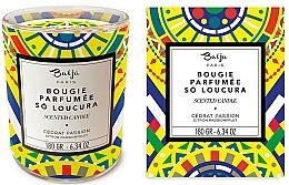 Düfte, Parfümerie und Kosmetik Soja-Duftkerze mit Zitronen- und Passionsfruchtduft - Baija So Loucura Scented Candle