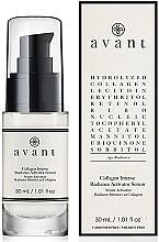 Düfte, Parfümerie und Kosmetik Gesichtsserum mit Kollagen für strahlende Haut - Avant Collagen Intense Radiance Activator Serum
