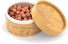 Düfte, Parfümerie und Kosmetik Puderperlen - Couleur Caramel Perles Sublimatrices