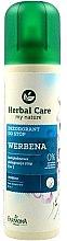 Düfte, Parfümerie und Kosmetik 8in1 Fußdeospray - Farmona Herbal Care