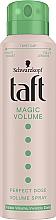 Düfte, Parfümerie und Kosmetik Fixierspray für mehr Volumen - Taft Magic Volume