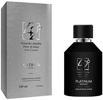 42° by Beauty More Platinum Extasy - Eau de Parfum — Bild N1