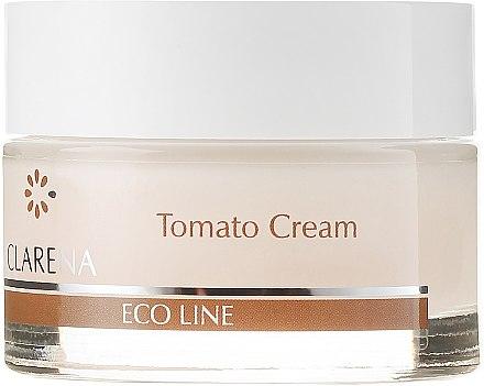 Anti-Falten Gesichtscreme mit Tomatenextrakt - Clarena Tomato Cream — Bild N2