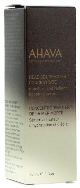 Feuchtigkeitsspendendes Gesichtsserum für mehr Leuchtkraft mit Mineralien aus dem Toten Meer - Dead Sea Osmoter Concentrate — Bild N1