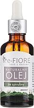 Düfte, Parfümerie und Kosmetik Natürliches Braunalgenöl gegen Cellulite - E-Flore Natural Spirulina Oil