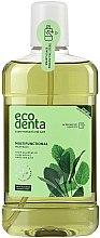 Mundspülung mit ätherischem Minzöl und Salbei-Extrakt - Ecodenta Multifunctional Mouthwash — Bild N1