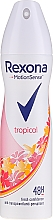 Düfte, Parfümerie und Kosmetik Deospray Antitranspirant - Rexona Deodorant Spray Tropical