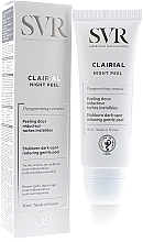 Düfte, Parfümerie und Kosmetik Sanftes Gesichtspeeling für die Nacht gegen Pigmentflecken - SVR Clairial Night Peel Peeling