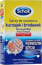 Düfte, Parfümerie und Kosmetik Warzenentferner Freeze - Scholl Dandruff and Warts Removing Spray
