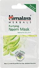 Antibakterielle Gesichtsmaske - Himalaya Herbals Neem Face Pack — Bild N1