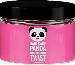 Nahrungsergänzungsmittel Meereskollagen für gesundes Haar - Noble Health Hair Care Panda Collagen Twist — Bild N2