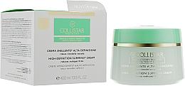 Düfte, Parfümerie und Kosmetik Körpercreme zum Abnehmen - Collistar Crema Snellente Alta Definizione