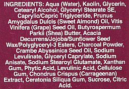Mattierende Gesichtsmaske mit Aktivkohle - Dr. Botanicals Charcoal Superfood Mattifying Face Mask — Bild N4