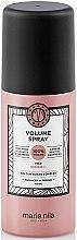 Düfte, Parfümerie und Kosmetik Volumen-Haarspray - Maria Nila Volume Spray