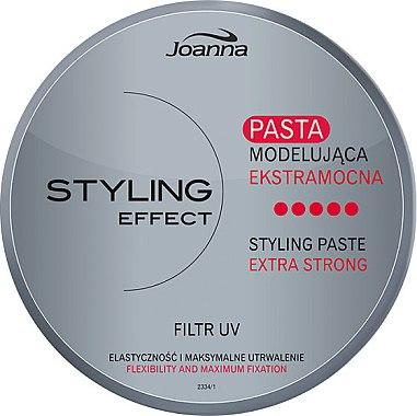 Modellierende Haarpaste Extra starker Halt - Joanna Styling Effect Styling Paste Extra Strong — Bild N1