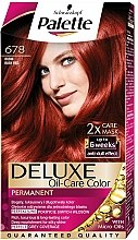 Düfte, Parfümerie und Kosmetik Haarfarbe - Schwarzkopf Palette Deluxe