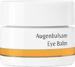 Düfte, Parfümerie und Kosmetik Beruhigendes und schützendes Augenbalsam - Dr. Hauschka Eye Balm