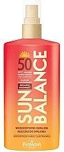 Düfte, Parfümerie und Kosmetik Wasserfeste Sonnenschutzmilch für Körper SPF 50 - Farmona Sun Balance Body Milk SPF50