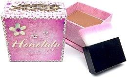 Düfte, Parfümerie und Kosmetik Bronzing Gesichtspuder - W7 Honolulu Bronzer Powder