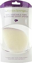 Düfte, Parfümerie und Kosmetik Konjac-Schwamm - The Konjac Sponge Company Doggy Tear Drop