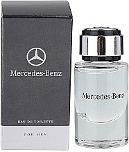Mercedes-Benz For Men - Eau de Toilette (Mini)  — Bild N1