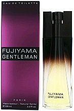 Düfte, Parfümerie und Kosmetik Succes de Paris Fujiyama Gentleman - Eau de Toilette
