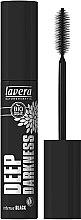 Düfte, Parfümerie und Kosmetik Wimperntusche - Lavera Bio Organic Deep Darkness Mascara