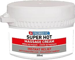 Düfte, Parfümerie und Kosmetik Wärmende Massagecreme für den Körper - Pasmedic Super Hot Massage Cream