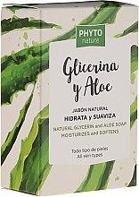 Düfte, Parfümerie und Kosmetik Glycerinseife mit Aloe Vera - Luxana Phyto Nature Aloe Vera Soap