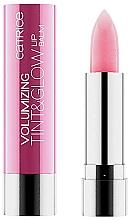 Düfte, Parfümerie und Kosmetik Lippenbalsam für Volumen mit Menthol - Catrice Volumizing Tint & Glow Lip Balm