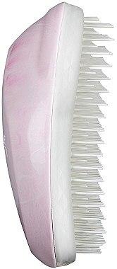 Entwirrbürste - Tangle Teezer The Original Magic Marble Pink Hair Brush — Bild N2
