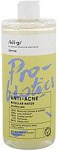 Düfte, Parfümerie und Kosmetik Mizellenwasser für fettige, empfindliche Haut - Kili·g Derma Micellar Water Anti-Acne Sensitive Skin