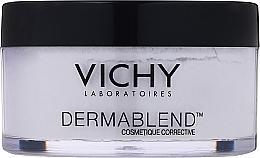 Düfte, Parfümerie und Kosmetik Fixierpuder - Vichy Dermablend Setting Powder