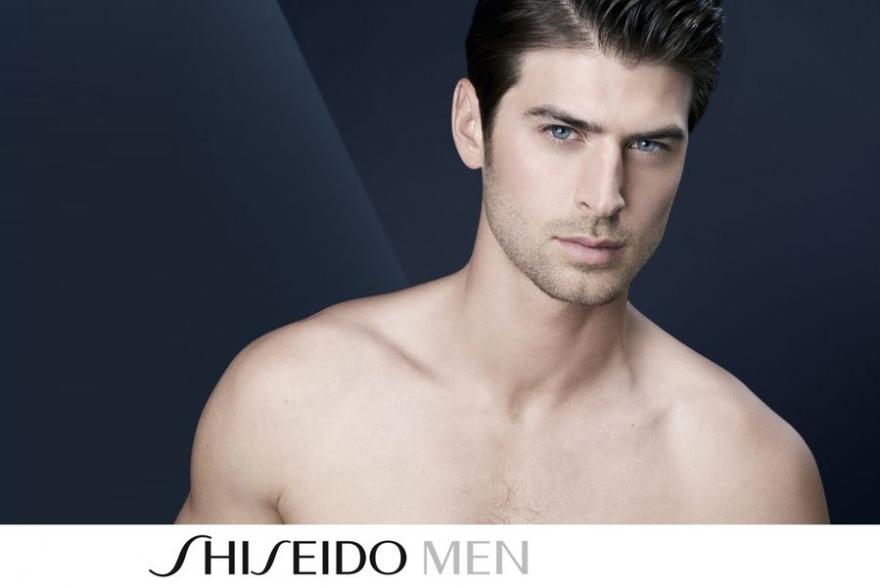 Feuchtigkeitsspendende Gesichtscreme - Shiseido Men Moisturizing Recovery Cream  — Bild N5