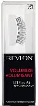 Düfte, Parfümerie und Kosmetik Künstliche Wimpern - Revlon Volumize Lite As Air Technology
