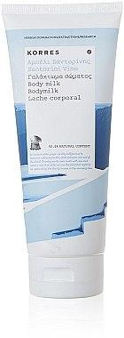 Feuchtigkeitsspendende Körpermilch Santorini Vine - Korres Santorini Vine Body Milk — Bild N1