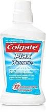 Düfte, Parfümerie und Kosmetik Mundwasser Whitening gegen Zahnverfärbungen - Colgate Plax Whitening