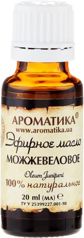 Ätherisches Bio Wacholderöl - Aromatika — Bild N4
