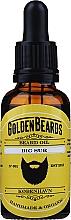 Düfte, Parfümerie und Kosmetik Bartöl Big Sur - Golden Beards Beard Oil
