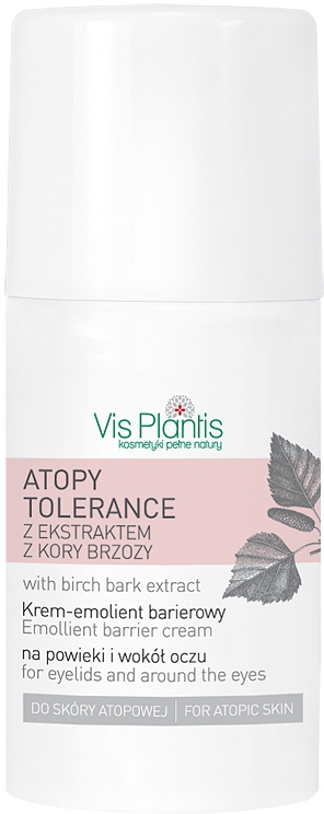 Augenkonturcreme - Vis Plantis Atopy Tolerance Emollient Eye Cream — Bild N2