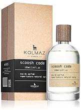 Düfte, Parfümerie und Kosmetik Kolmaz Scoosh Code - Eau de Parfum