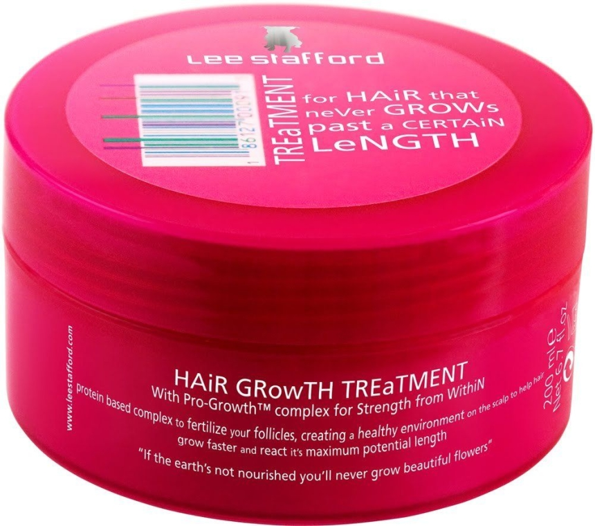 Haarmaske - Lee Stafford Hair Growth Treatment — Bild N1