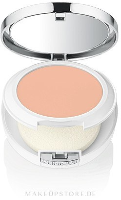 Puder-Foundation und Concealer 3 in 1 - Clinique Beyond Perfecting Powder Foundation And Concealer — Bild 2 - Alabaster (VF-N)